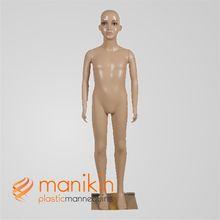 Plastic full body kids used mannequins