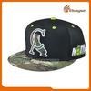 New Style Funny Snapback Baseball Hat custom embroidery caps