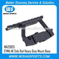 'CYMA Airsoft.gun' AK Side Rail 20mm RAS Scope Sight Heavy Duty Mount Base C39