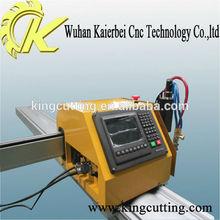 cheap high quality high precision micro metal portable cnc plasma cutting machine KCM1520