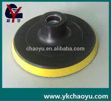 velcro backed polishing pad