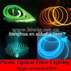 PMMA Fiber Optic Chandelier Lights