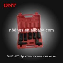 ninbo auto repair tools/hand tools/body kit for Sensor&Sending unit socket set
