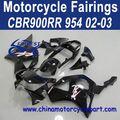 ค้าปลีกสำหรับhondacbr900rr02954เครื่องบินรถจักรยานยนต์ffkhd01603สีดำ