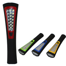 2014 new style 30+7led Handy Magnetic led work light with hook
