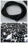 Black PVC pellet PVC granules PVC compounds for garden hose