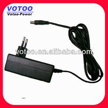 For Exercise Bike camera AC DC 6v 2.5a power supply with US EU AUS UK plug