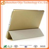 2014 hot selling pu leather case protective for ipad 3,customized new designed for ipad 3 fashionable case stand