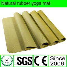 12mm thickness extra thick eco yoga mat natural rubber