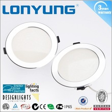surface mounted/embodied/recessed china ceiling gypsum downlight