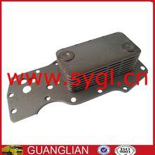 ISDE engine parts oil cooler core 3959031