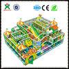 soft play indoor playground equipments indoor playground furniture children's soft indoor playground QX-109E