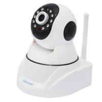 Hot sale New Pan tilt 2-way audio 30W pixel Motion-jpeg Indoor wifi ip camera with qr scan p2p cloud