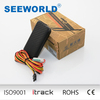 S117 Automotive waterproof chip gps locator with built in gps/gsm antenna real time tracking GS 850/900/1800/1900