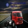 neue Schlepptau lkw 4x2 6 räder reifen traktor