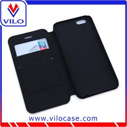 Customized design PU Leather case for samsung s5 case