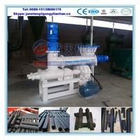 bbq shisha charcoal briquette extruder machine coal powder shaping machine