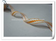 Nylon Velvet Ribbon Belts /Lattice single-sided velvet belt
