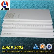 12mm PVC co-extrusion foam board eva laminated foam sheet for furniture