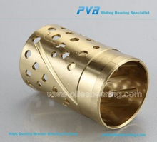41*37*73 mm Bronze Bush,OEM:09.801.07.62.0 BPW Bronze Bearing,BPW Copper Bushes