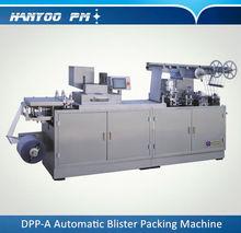 DPP-250 Automatic Blister Packaging alu alu packing machine