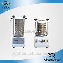 lab test sieve shaker for a variety of powder, granules, liquid materials screening, filtering