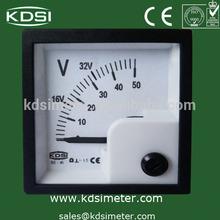 industrial panel type instruments