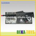 2014 eletrônico brinquedos para crianças arma e militares arma arma de brinquedo réplica seguro de atirador arma de brinquedo