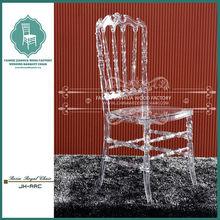 resin royal chairs, acrylic king throne chair