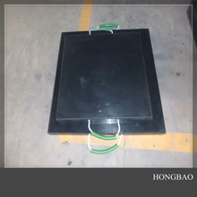 Corrosion resisting Outrigger Pads/Customized road mat/Anti-wear HDPE pad