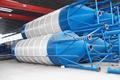 Silo ciment prix / ciment storage bin -Haut silo fournisseur