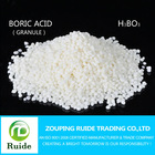 The best price of Boric acid H3BO3 10043-35-3.