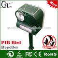 Solaire animaux repeller, ultrasons répulsif oiseaux gh-192c