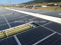 JS SOLAR 240W POLY panel UL, TUV, IEC, CSA, CE, MCS, ISO9001/14001 CERTIFIED