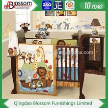 Wooden nursery baby furniture,wooden baby cribs