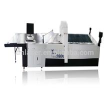 Vac-sorb multi-layer garment computerized die cut auto feeding function