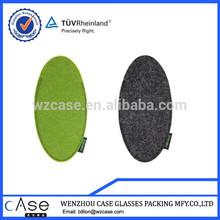 WENZHOU CASE soft felt eyeglass case sunglasses case