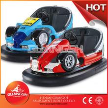 Bumping ! amusement park electric car for kids funny, hot sale amusement park electric bumper cars