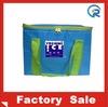 Promotional cheap beer bottle cooler bag with long shoulder