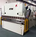 adh marca la hoja de metal plegable manual de la máquina