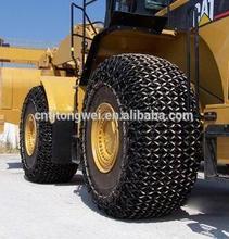 CASE W4 Mini Wheel Loader tyre/tire chain