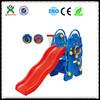 Lovely indoor plastic kids slides(QX-159E)/backyard slides kids/kids pool slides
