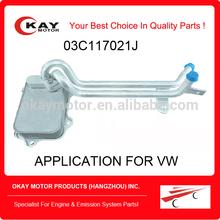 OIL COOLER FOR VW Golf 5 6 Touran Sharan 7N Passat BAG BMY BLG CAV CAX 03C117021J