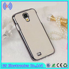 wholesale fancy clear plastic cell phone case for samsung galaxy s4