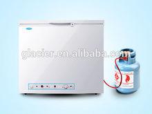 XD-200 LPG Gas ammonia gas refrigerator freezer