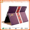 2014 hot selling magnetic case protective for ipad 2,world cup pattern case/cover for ipad 2 with stand