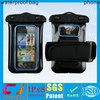 Hot popular pvc waterproof for iphone 5 bag with string and armband