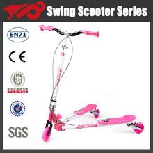 2014 Hot style three wheel swing scooter in AODI