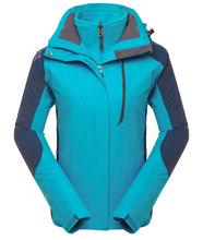 wholesale clothing sport 3x1 woman jacket winter jacket