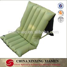 High quality outdoor 5 tube air chair,air bed